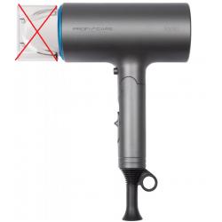 Cestovní ionizační vysoušeč vlasů ProfiCare PC-HT 3073, 1600W, šedá