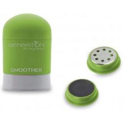 Odstraňovač ztvrdlé kůže Macom Sensation 903, zelená