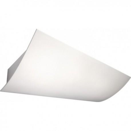 Nastěnné světlo Massive Save 3 - Bílá