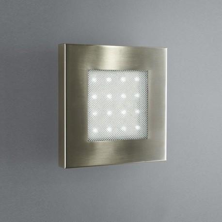 LED svítidlo MASSIVE / 33524/17/10 / stříbrná