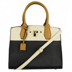 Elegantní kufříková kabelka