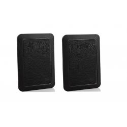 Bezdrátová Qi nabíječka na Smartphony Powerz Black 2 kusy