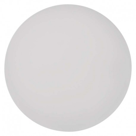 Emos LED ZM1102 přisazené svítidlo, kruh stříbrná 29W teplá bílá stmív.