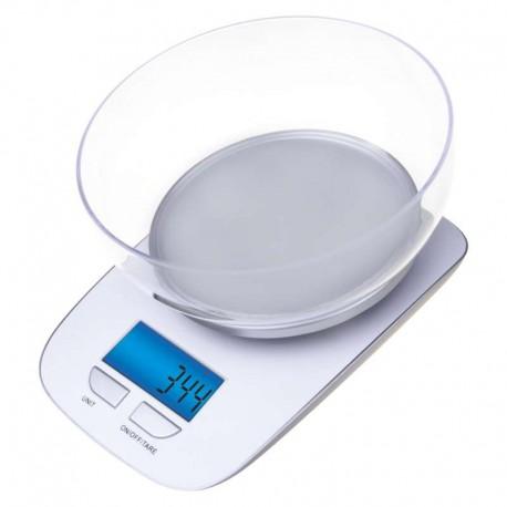 Digitální kuchyňská váha EMOS EV016, bílá