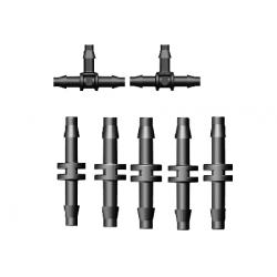 Připojovací konektory 6mm Garden Diamond, BL5