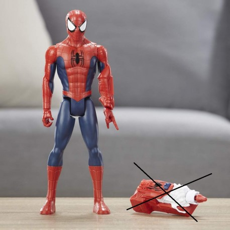 Figurka Spider-Man Titan Hero Marvel
