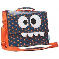 Dětská taška přes rameno Les Skewies- oranžovo modrá