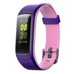 Fitness náramek Willful SW 351 - fialová