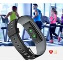 Fitness náramkové hodinky Willful SW351 - černá