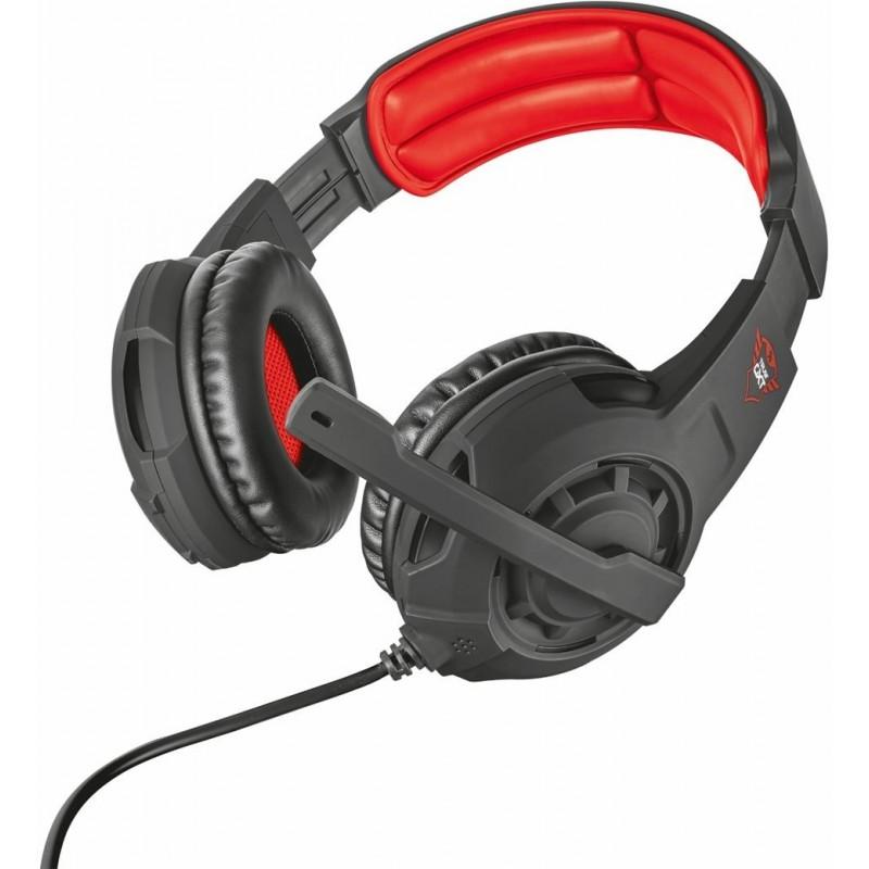 Herní sluchátka Trust GXT 310 Radius - černá Trust