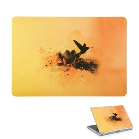 Ochranná folie na notebook SpeedLink Lares SL-6280-F01 - oranžová