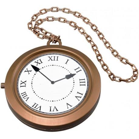 Doplňek kostýmu Bristol Novelty Jumbo - hodiny s řetízkem