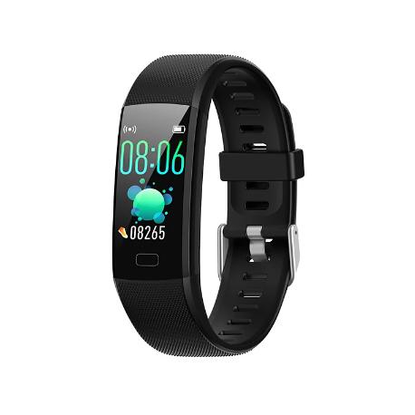 Fitness náramek Y10 - černá