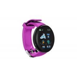 Fitness náramkové hodinky Bakeey D18 - fialová