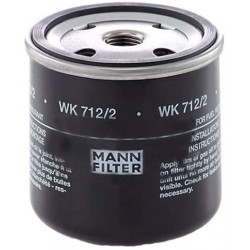 Palivový filtr MANN-FILTER WK 712/2