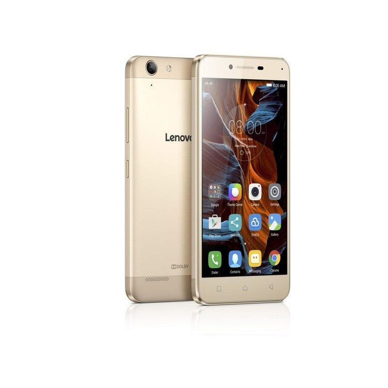 Mobilní telefon Lenovo A6020A40 (PA2M0029CZ), 16GB, Dual SIM - zlatá Lenovo