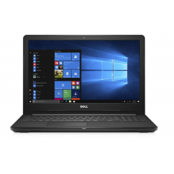 Notebook Dell Inspiron 15 N-3567-N2-313S, Intel i3 2GHz, 4GB RAM, 500GB HDD, Windows