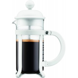 French press konvička Bodum Java 1903 (350 ml) - bílá
