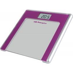 Osobní váha Orbegozo PB 2013, fialová