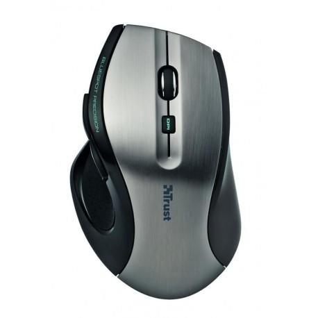 Bezdrátová myš Trust MaxTrack 17176, černostříbrná