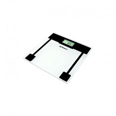 Osobní váha Orbegozo PB 2210, černá