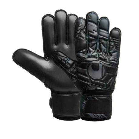 Brankářské rukavice Supersoft NC Blackout KSU1122-02, černá