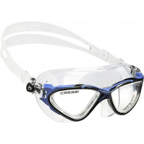 Plavecké brýle Cressi Planet DE202722, modročerná