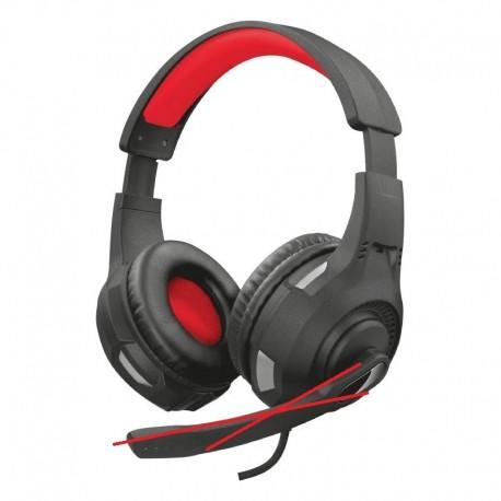 Herní sluchátka bez mikrofonu Trust GXT 307 Ravu - černá