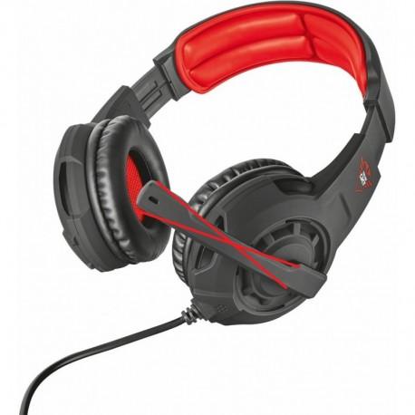Herní sluchátka bez mikrofonu Trust GXT 310 Radius - černá