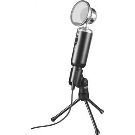 Mikrofon Trust Madell 21672, černá