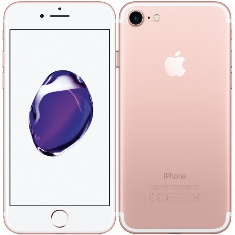 Mobilní telefon Apple iPhone 7 32GB - Rose Gold