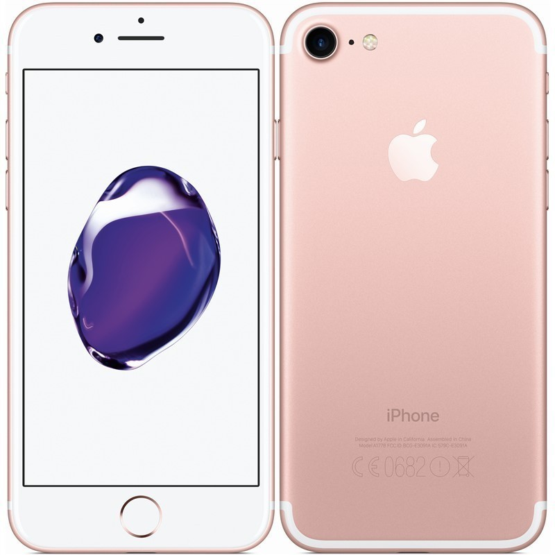 Mobilní telefon Apple iPhone 7, 32GB - Rose Gold Apple