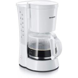 Kávovar na překapávanou kávu Severin KA 4478, bílá