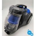 Cyklonový bezsáčkový vysavač AmazonBasics 16H-71EU4, 700 W, 2,5 l, černo-modrá