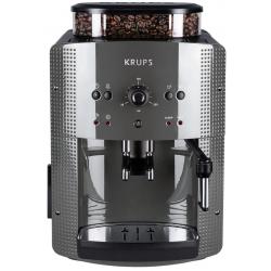 Automatický kávovar Krups Essential EA810B70, šedá