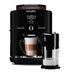 Automatický kávovar Krups Latt´espresseria EA829810, černá