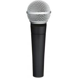 Mikrofon s potlačením šumu, černá