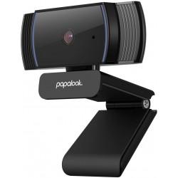 Webkamera Papalook AF925 Full HD 1080p, černá
