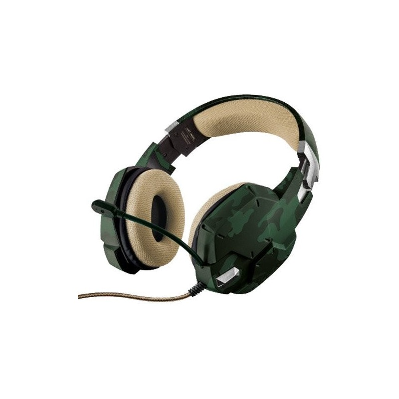 Herní sluchátka s mikrofonem Trust GXT 322C Carus, 20865 Trust