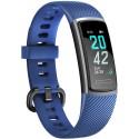 Fitness náramek Letsfit ID125, modrá