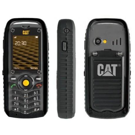 Mobilní telefon Caterpillar CAT B25 - 256/512MB, Dual SIM, černá