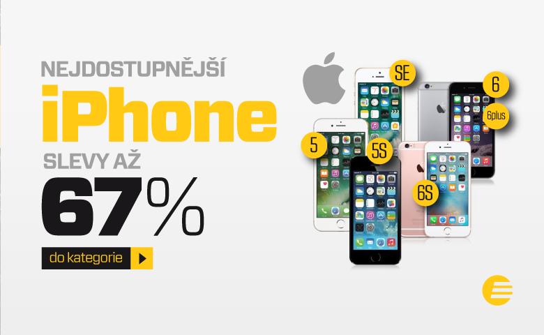 iPhone za nejlepší ceny
